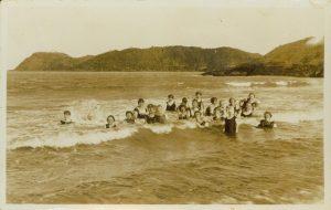 Verão e lazer final anos 1920