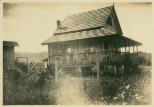"""Verão e lazer final anos 1920 """" Casa de veraneio"""""""